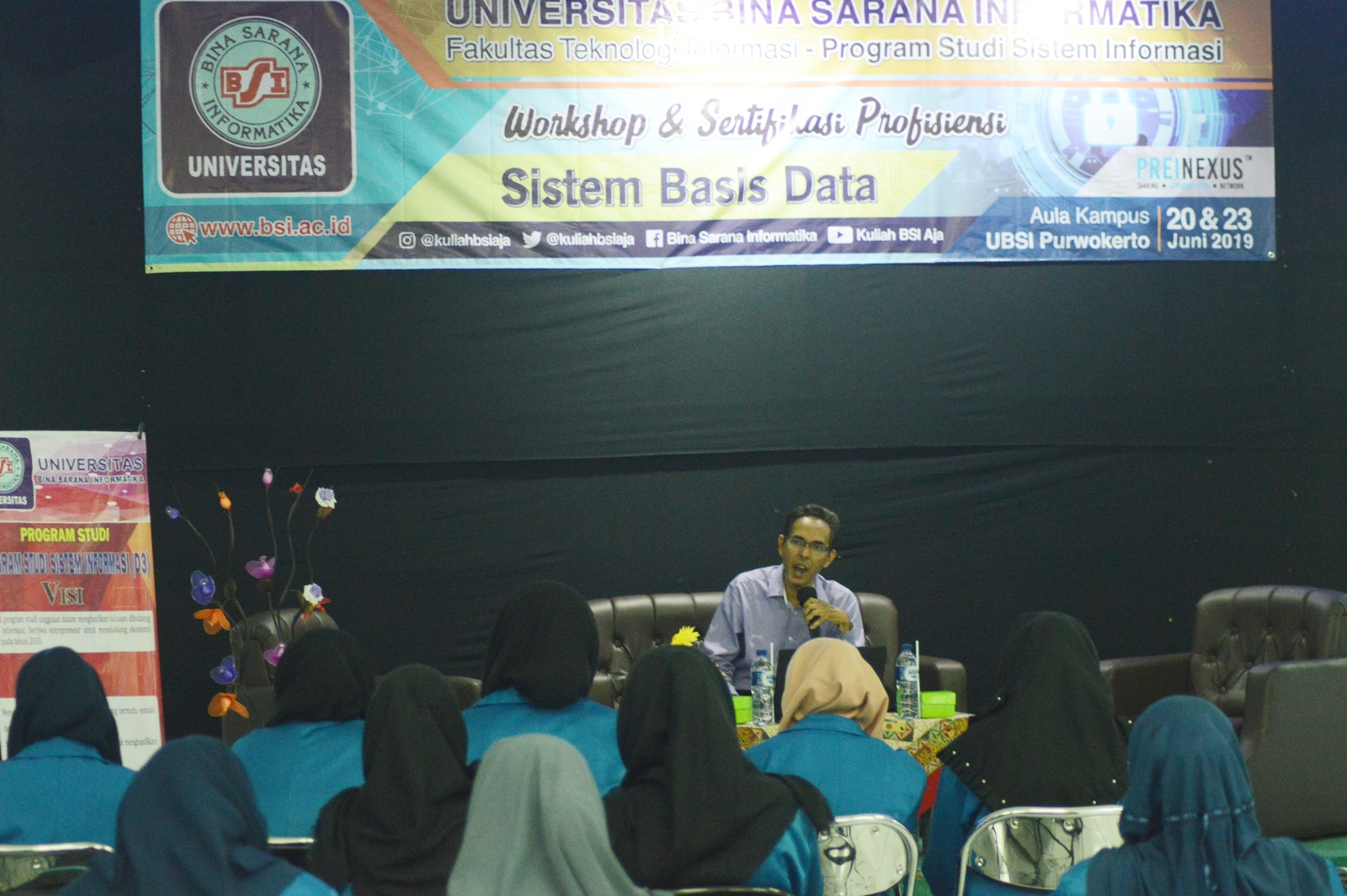 workshop sistem basis data